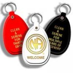Keytags, english